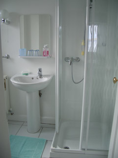 Shower room of bedroom 2